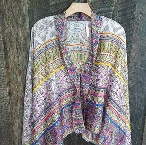 KAS New York for Anthropologie Kimono